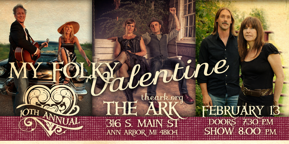 10th Annual My Folky Valentine